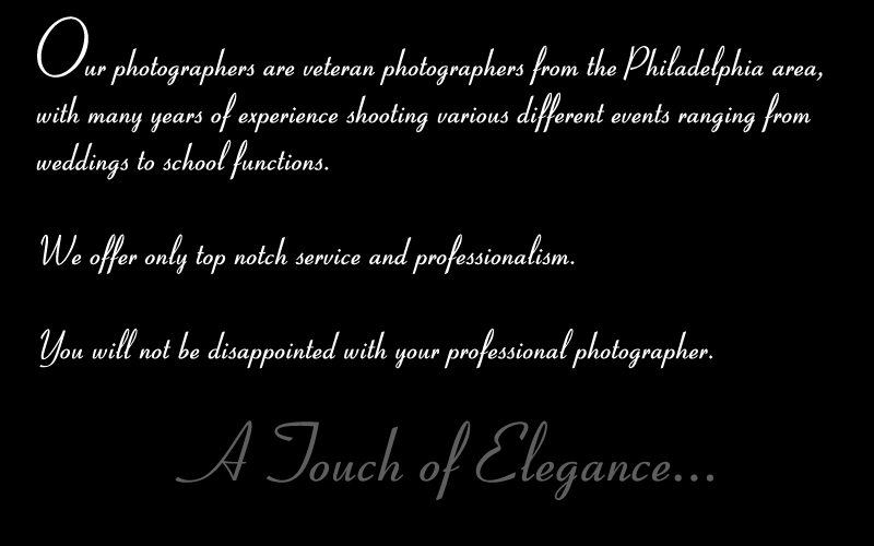 Photography Information